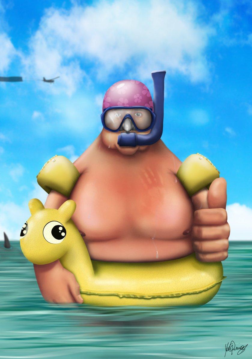 fat_guy_in_beach_by_yanqn-d5z5z0y